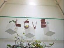 ヘアースタジオ ブーム(HAIR STUDIO BOOM)の雰囲気(居心地のいいカフェのようにホッとできるお洒落な空間♪)