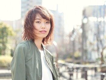 コト(coto)の写真/透明感は髪色でコントロール◇ダメージを受けた髪もうるっと綺麗な仕上がりで明るい髪色へ。