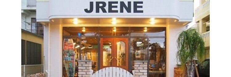 ジェイルネ(JRENE)のサロンヘッダー