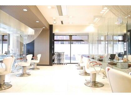 アース 本八幡店(HAIR&MAKE EARTH)の写真