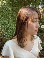 サラ ニジュウイチ ビューティーサイト(SARA21 Beauty Sight)ナチュラルインナーヘア