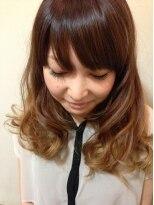 モイヘアーデザイン(moi hair design)グラデーションカラー