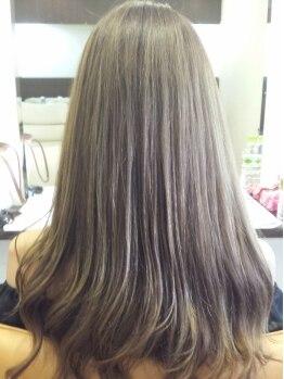 クラウディア ヘアーアンドスパ(Claudia hair&spa)の写真/サラサラの仕上り☆まだ試したことのない方は【クイックトリートメント¥1000】から体験してみてください♪