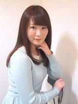 ギフト ヘアー サロン(gift hair salon)キレイめ☆ナチュラルピュアロング  (熊本・通町筋・上通り)