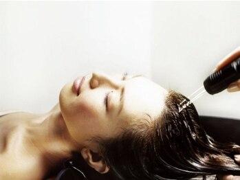 シルクハウス 千葉店(silk house)の写真/《千葉駅徒歩1分》全3種類の選べる極上ヘッドスパ!とろける程に気持ち良い♪頭皮から健やかに導きます。