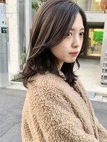 コクーン(Cocoon)【SHUN】愛されレイヤーミディ×メルティーグレージュ