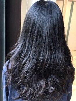 ヘアーデザイン ビビッド(HAIR DESIGN VIVID)の写真/当店独自のオーダーメイド感覚【グランドジェネレーションパーマ】髪質を改善して絶妙なニュアンスを表現