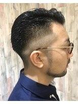 Barberカット