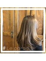 ルパラディ(leparadis)【ふんわり裾カール】