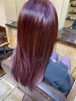 ジェイポイント ヘア クリニカ(J:POINT Hair CLINICA)イルミナカラー