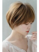 リル ヘアーデザイン(Rire hair design)【Rire-リル銀座-】大人ショート