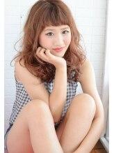 ノイエ(noie)【noie★小島】大人かわいいショートバングセミディ