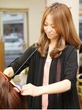 ヘアースタジオ ビームス 西江井ヶ島店(Hair Studio BEAMS)堤 みずき