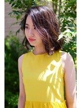 ヘアケアアンドデザイン ココレ(Hair care&Design Cocole)ふんわりロブスタイル☆