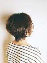 フレア ヘア サロン(FLEAR hair salon)ふんわり愛されショートボブ☆