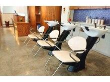 ル ジャルダン 塚口店(Le JARDIN)の雰囲気(最先端のヘアケアテクノロジー採用で髪と心にも潤いを。)