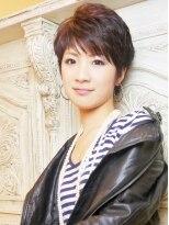 マニッシュ系の【jurer☆松田】 マニッシュショート画像