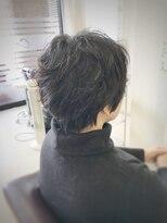 クール ヘアー ギャラリー 神明町店(COOL Hair gallery)メリハリ美シルエットショート