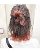モッズヘア 仙台PARCO店(mod's hair)【奥山】裾カラー♪アレンジまで♪