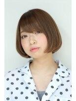ギフト ヘアー サロン(gift hair salon)小顔ヘアで骨格カバー (熊本・通町筋・上通り)