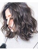 ロアークヘアー(LOARK HAIR)【LOARK】イルミナカラーで♪濃いディープグレージュ♪