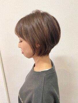 ヘアハウス ルアナ(Hair House Luana by NYNY)丸みショート