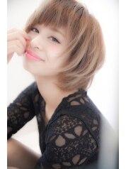【日本最高峰トリートメント】オージュアTR+デザインカット¥13500→¥7020