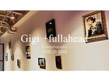 ジジ フルアヘッド(Gigi fullahead)