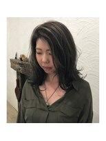 ヘアーチェリーコーク ランプ(HAIR CHERRY COKE Lamp)【新開】ショコラアッシュ×メッシュ