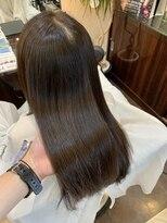 キャラ 池袋本店(CHARA)髪質改善うるツヤサロンソリューション【髪質改善/池袋/佐々木】
