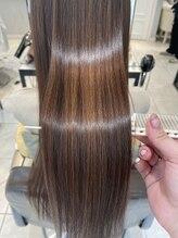 ネオリーブギンザ(Neolive GINZA)髪質改善トリートメントでうる艶ヘア