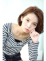 マイア 横浜駅店(hair saloon maia)【maia】海外にいっちゃお♪ボーダーレスタイル♪