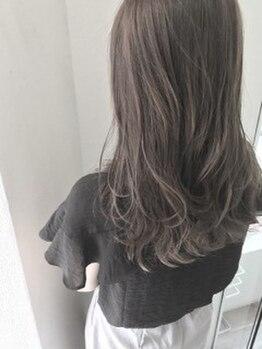 アーティファクト(artifact)の写真/≪今話題!イルミナカラー≫「ただ染める」ではなく、色素を改善していけるヘアカラーをご提案。
