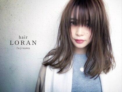 ヘアーローラン 藤沢(hair LORAN fujisawa)の写真