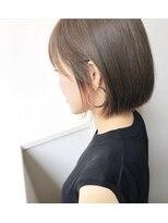 モッズヘア 仙台PARCO店(mod's hair)ミニボブとピアスカラー