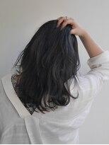 ヘアメイク オブジェ(hair make objet)春っぽレイヤー