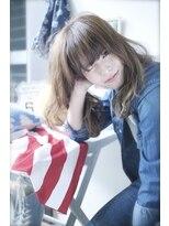 ラベリー(LOVELEY)LOVELEY 外国人風アッシュブラウン ミルクティーカラー☆395