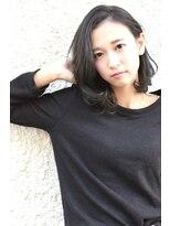 ヘアーサロン エール 原宿(hair salon ailes)(ailes原宿)style216 タンバルモリ☆グラスブルー
