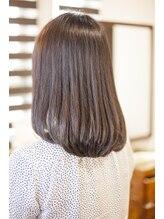 髪質改善 【髪のエイジングケア&ダメージケア】 【ヘッドスパ&トリートメント】