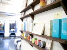 エマーブル 西宮北口店(aimable)の雰囲気(薬剤は有名サロンが使用しているもを使用。種類豊富にご用意。)