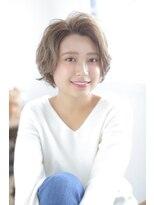 ジーナシンジュク(Zina SHINJYUKU)☆Zina☆小顔とろみショート