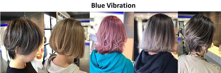 ブルーバイブレーション BlueVibrationのサロンヘッダー