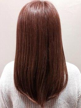フリークスヘアー(FREAKS HAIR)の写真/【日進駅2分★駐車場有】3種類の選べるトリートメントとヘッドスパで髪のエイジングケアを!