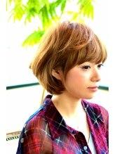 ギフト ヘアー サロン(gift hair salon)大人ホイップショート (熊本・通町筋・上通り)