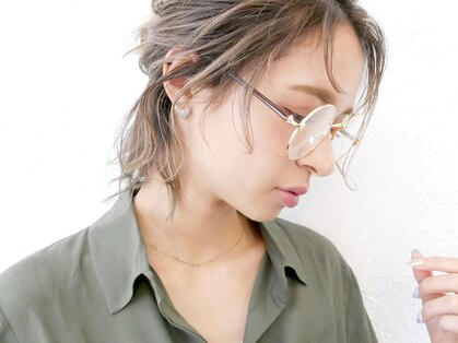 アース 大崎店(HAIR&MAKE EARTH)の写真