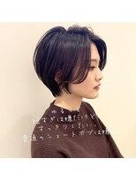 ウル(HOULe)【前髪長めショートヘア】HOULe ウル 前田賢太