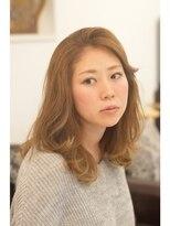 ネオヘアー 曳舟店(NEO Hair)伸ばしかけも可愛くゆるふわ外ハネ☆