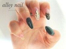 ―alloy nail―