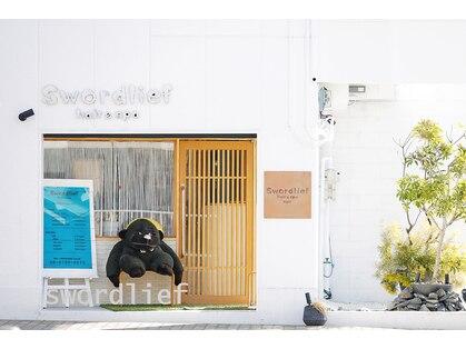 ソードリーフ ヘアーアンドスパ 鶴見店(swordlief hair&spa)の写真