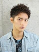 ザ サードヘアー 津田沼(THE 3rd HAIR)アップバングショート